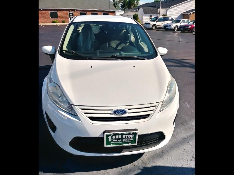 Ford Fiesta 4dr Sdn S 2013