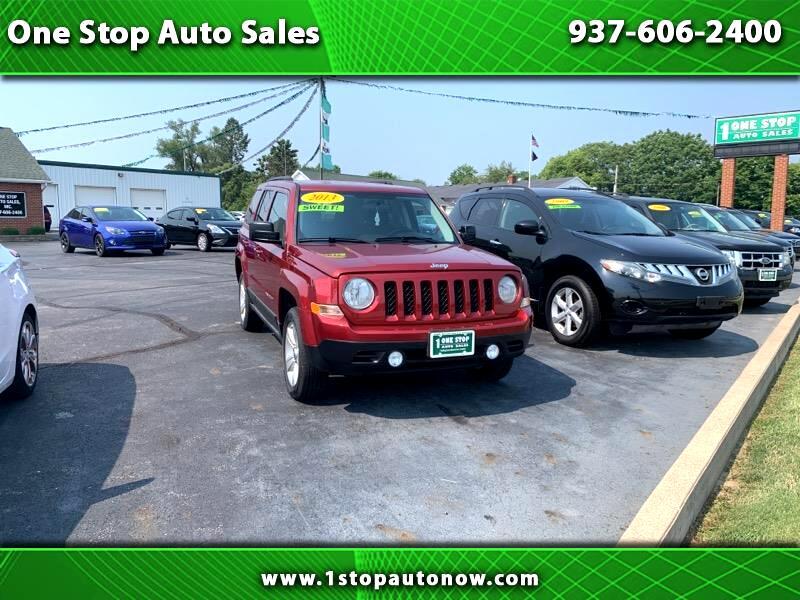 Jeep Patriot 4WD 4dr Latitude 2013