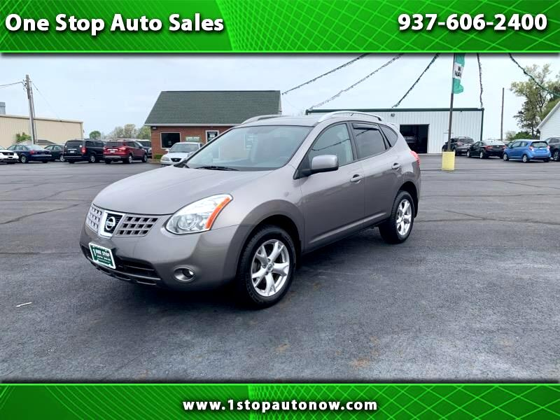 Nissan Rogue FWD 4dr SL 2009