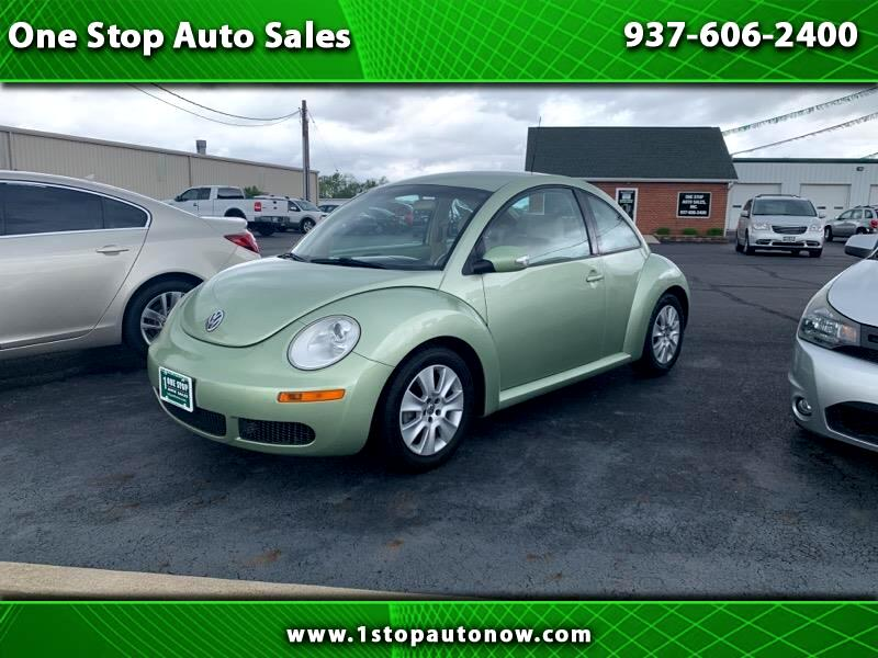 Volkswagen New Beetle Coupe 2dr Man S 2008