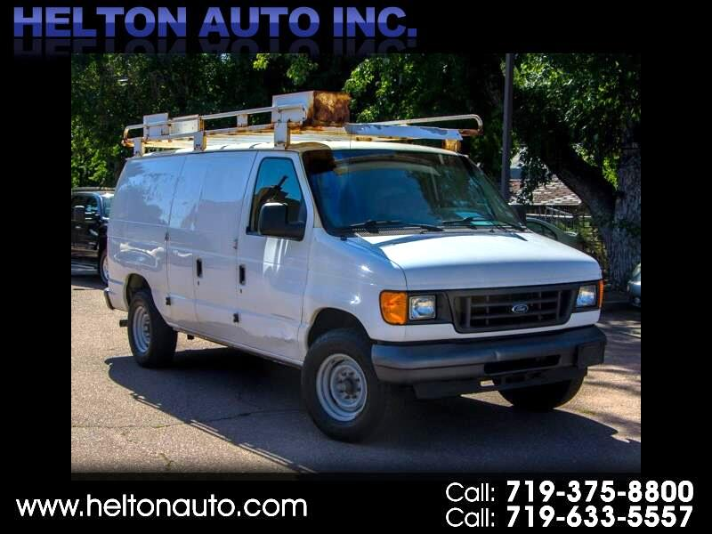 2007 Ford Econoline Cargo Van E-250 Recreational