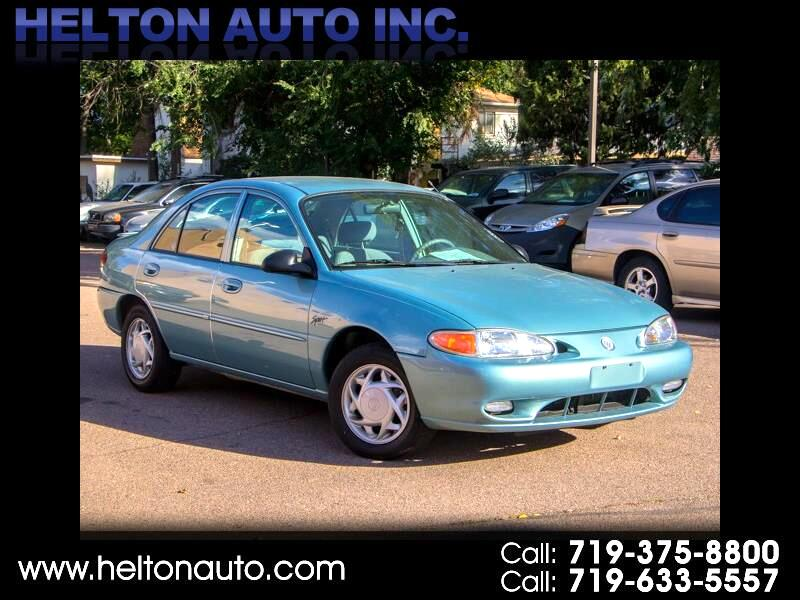 1998 Mercury Tracer 4dr Sdn LS