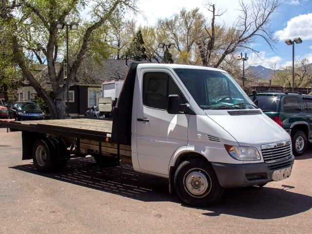 Dodge Spinter Chassis Cab 3500 140-in. WB 2005