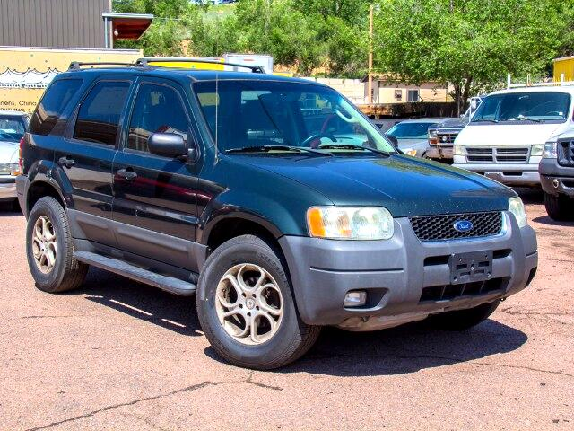 Ford Escape XLT Popular 2 4WD 2003