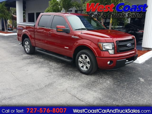 2013 Ford F-150 RWD SuperCrew 145