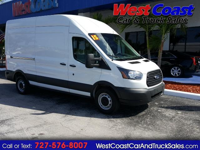 2015 Ford Transit 250 Cargo Van High Roof w/Sliding Pass. 148-in. WB