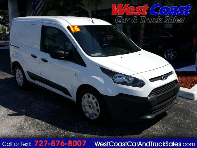 "2016 Ford Transit Connect 114.6"" XL w/o side or rear door glass Cargo Van"