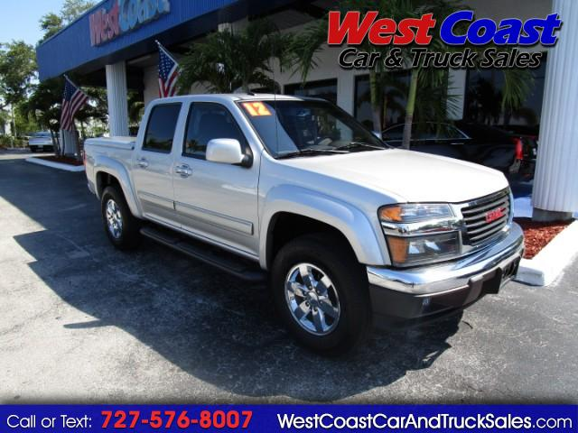 2012 GMC Canyon SLE2 Crew Cab 2WD Truck