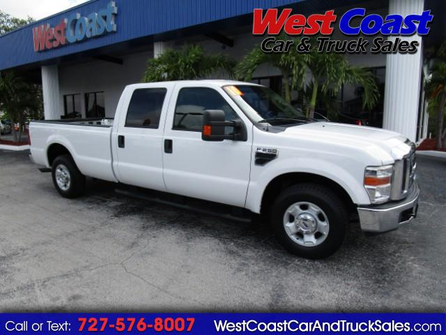 2010 Ford F-250 SD XLT Crew Cab Long Bed 2WD
