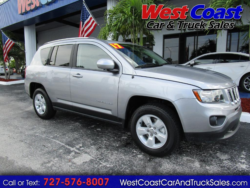 2017 Jeep Compass FWD 4dr Latitude