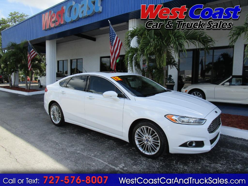 2013 Ford Fusion 4dr Sdn SE FWD