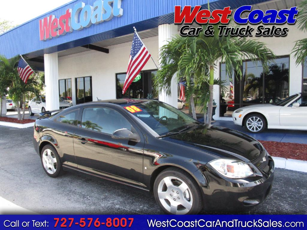2008 Chevrolet Cobalt Coupe Sport Sunroof