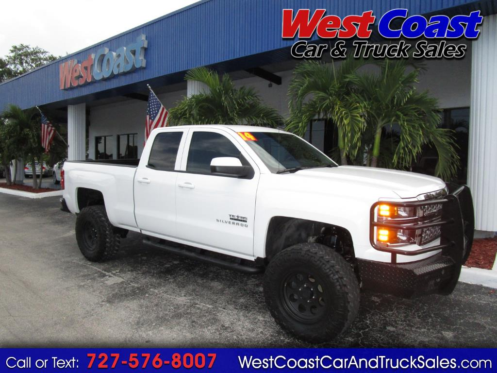 2014 Chevrolet SILVERADO 1500 Double Cab LT Texas Edition
