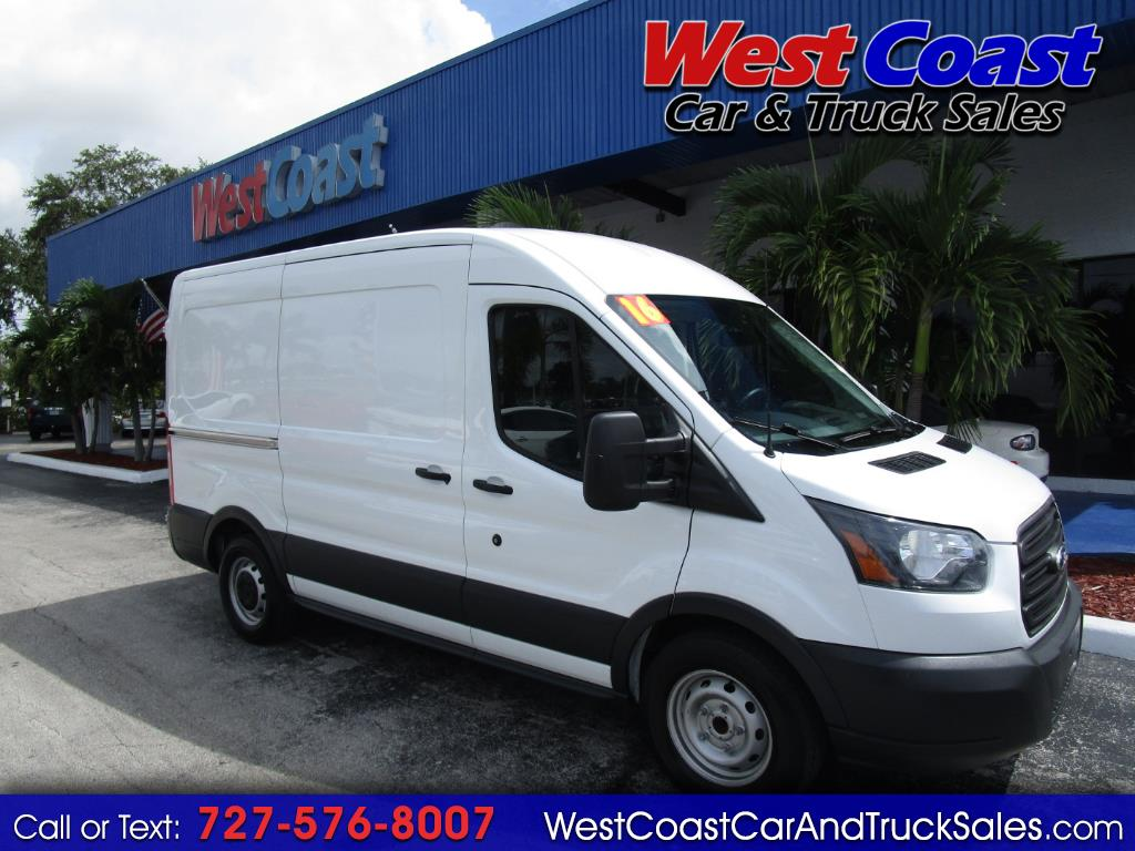 2016 Ford Transit 150 T-150 Medium Roof EcoBoost