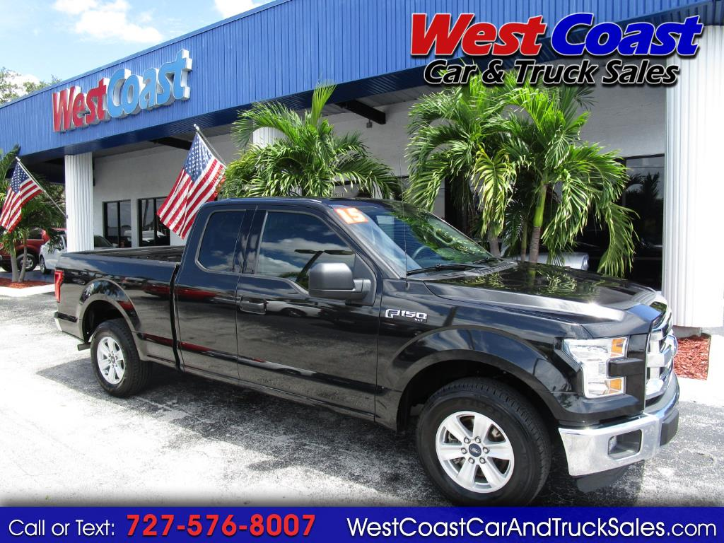 2015 Ford F-150 2WD Supercab 133