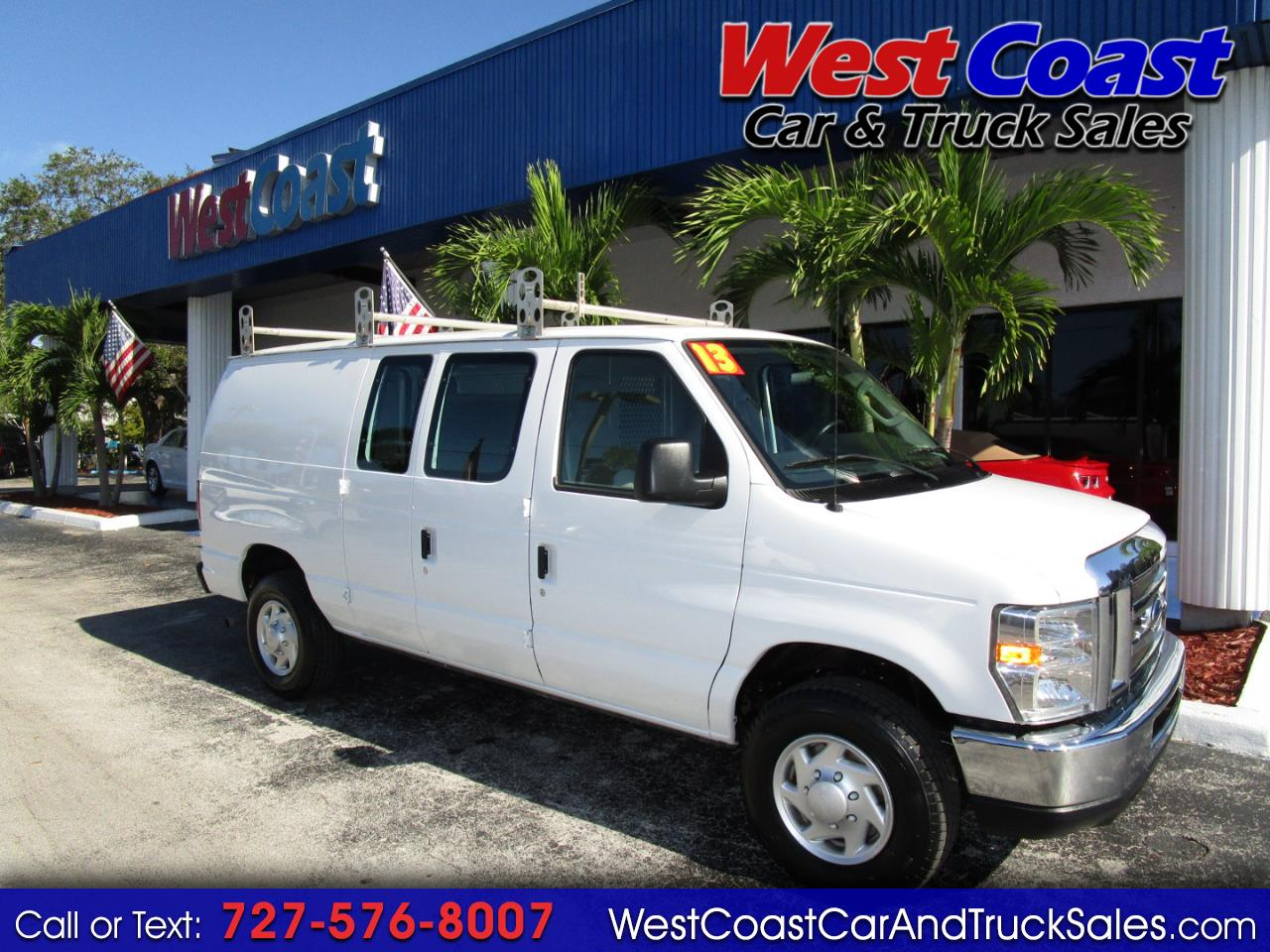2013 Ford Econoline E 250 Super Duty XLT