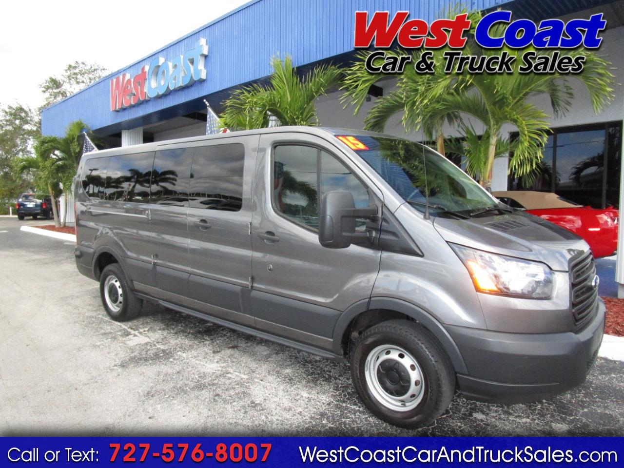 2015 Ford Transit T-250 Long Wheel Base Cargo van