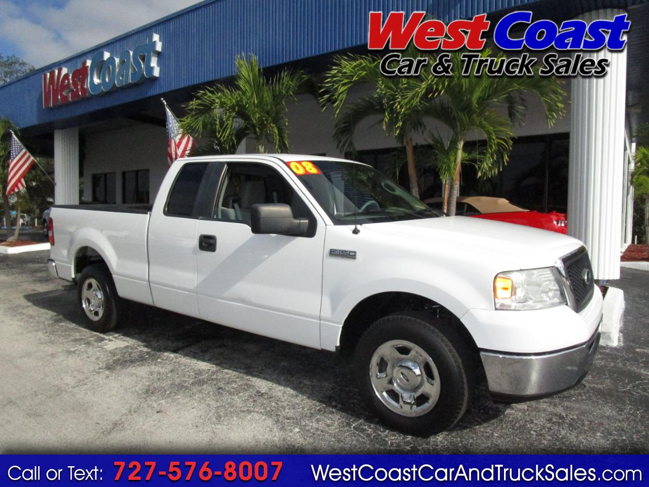 2008 Ford F-150 SuperCab XLT