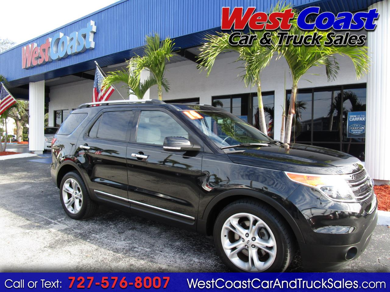 2014 Ford Explorer 2wd Limited