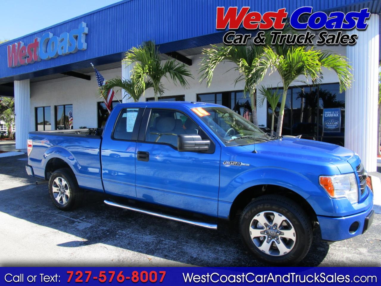 2014 Ford F-150 SuperCab STX
