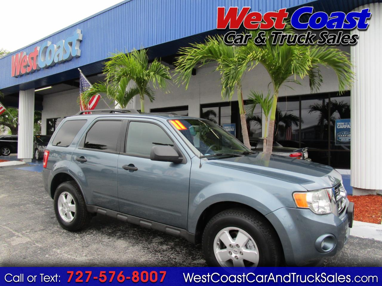 2011 Ford Escape XLT V-6