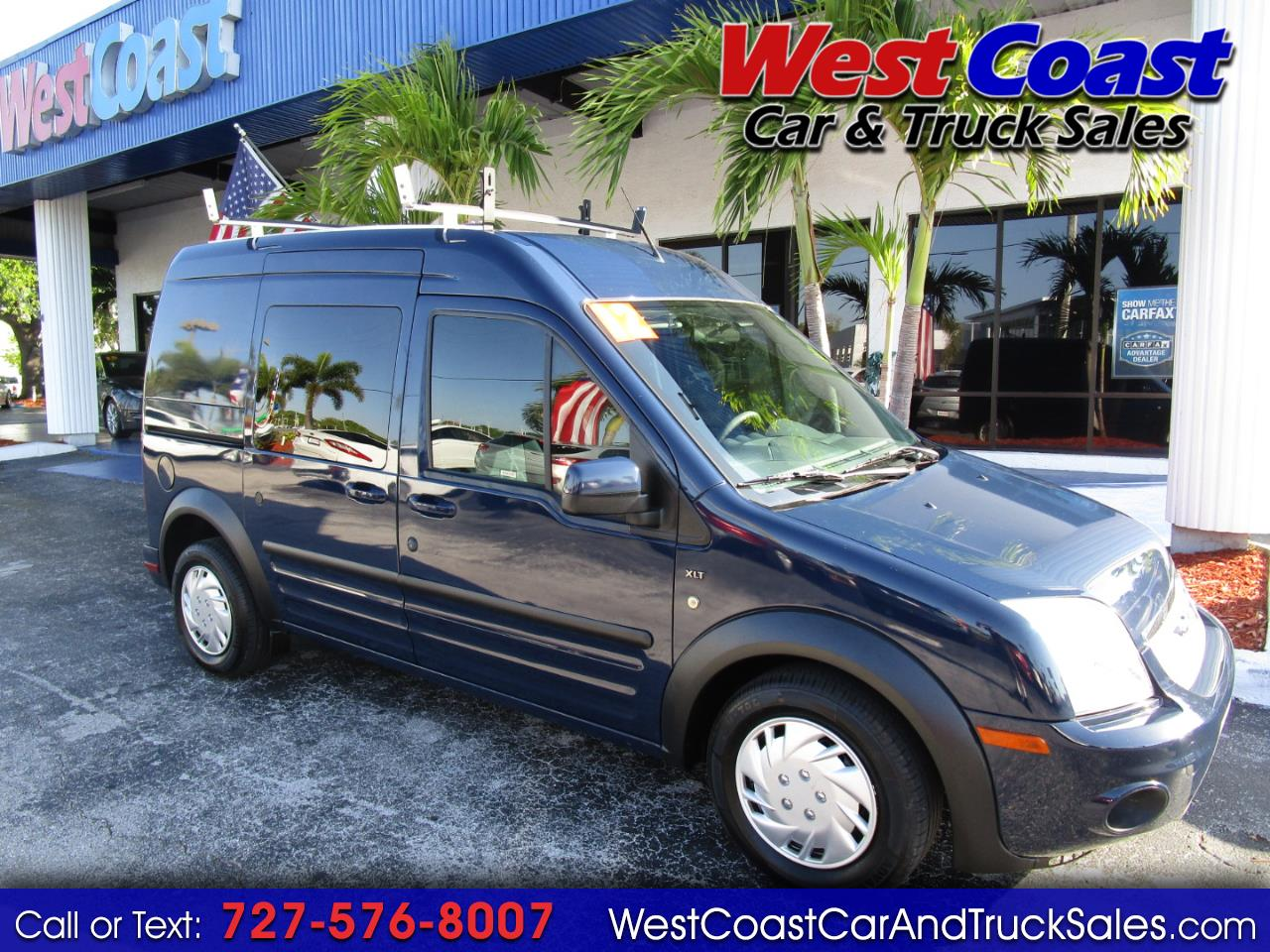 2012 Ford Transit Connect Connect cargo XLT
