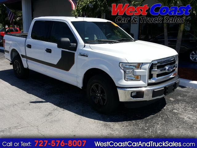 2016 Ford F-150 XLT SuperCrew 5.5-ft. Bed RWD F150 Truck