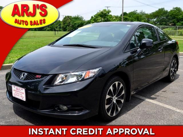 Used 2013 Honda Civic Coupe Si For Sale Cargurus
