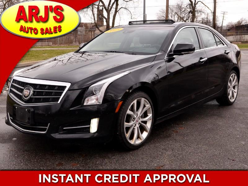 2013 Cadillac ATS 2.0L Performance AWD