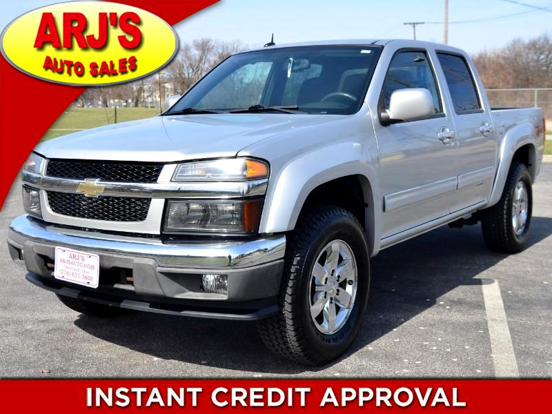 2010 Chevrolet Colorado LT2 Crew Cab 4WD
