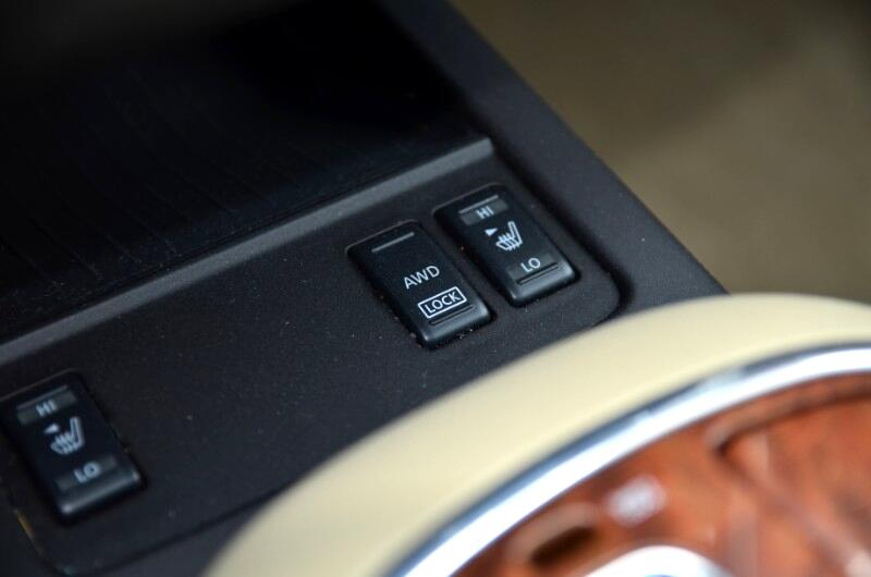 2010 Nissan Murano LE AWD