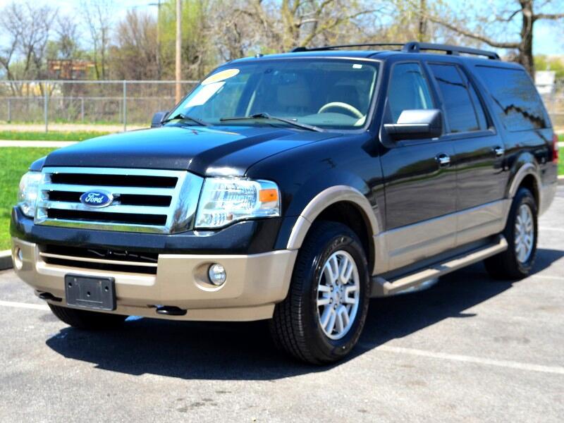2014 Ford Expedition EL EL King Ranch 4WD