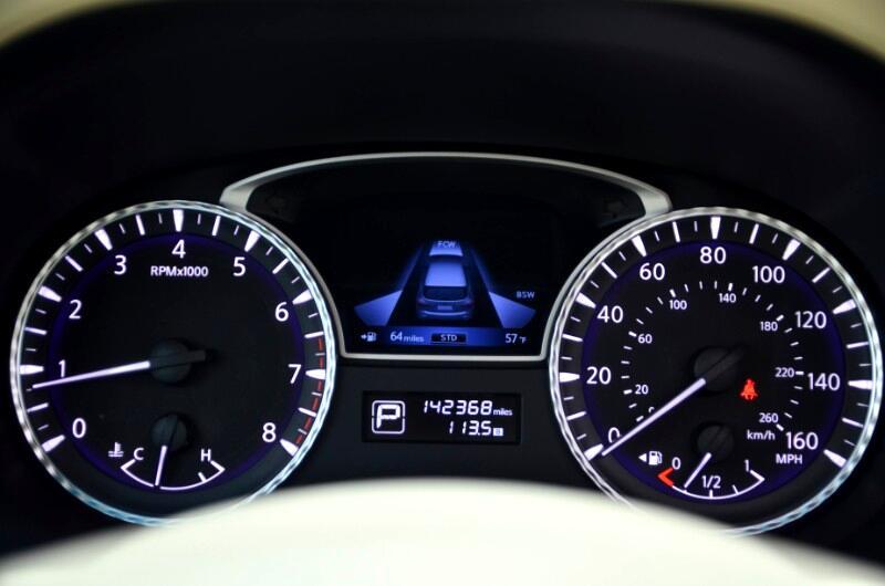 2013 Infiniti JX AWD