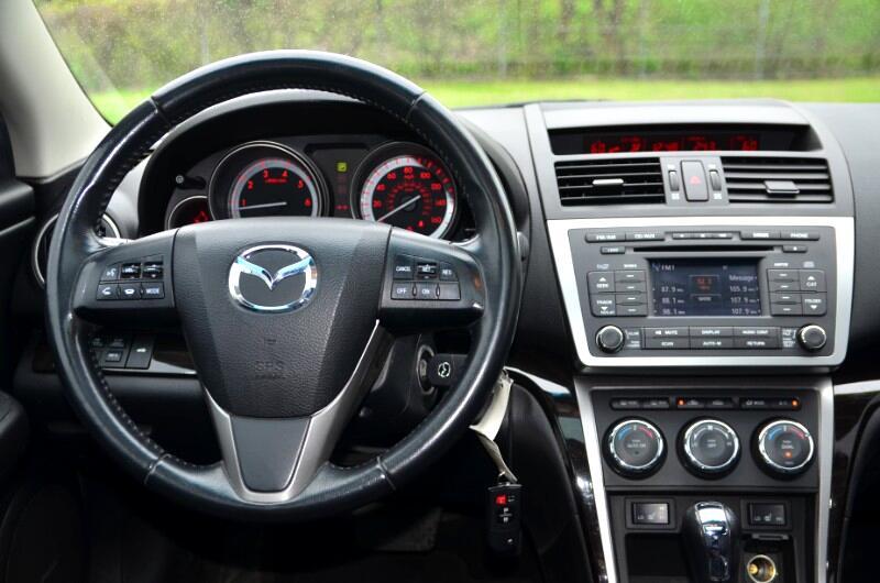 2011 Mazda MAZDA6 i Grand Touring