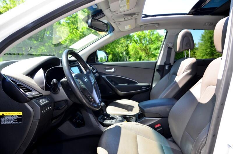 2014 Hyundai Santa Fe Limited AWD