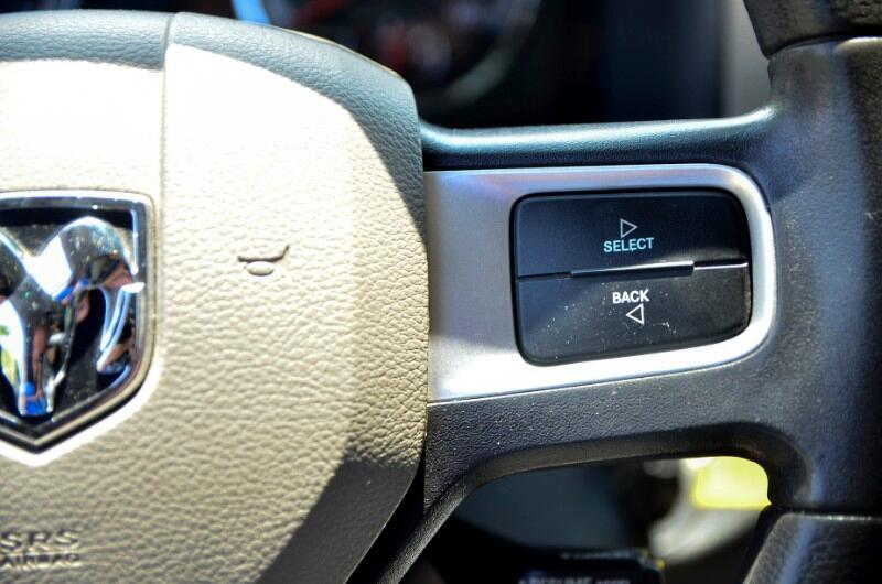 2010 Dodge Ram Pickup 1500 SLT Quad Cab 2WD