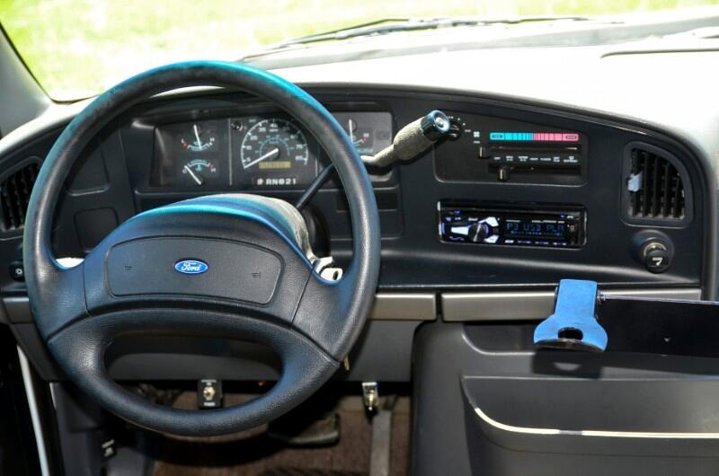 1995 Ford Econoline E350
