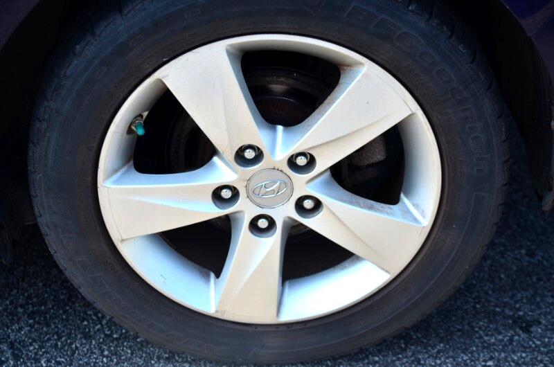 2012 Hyundai Elantra GLS A/T