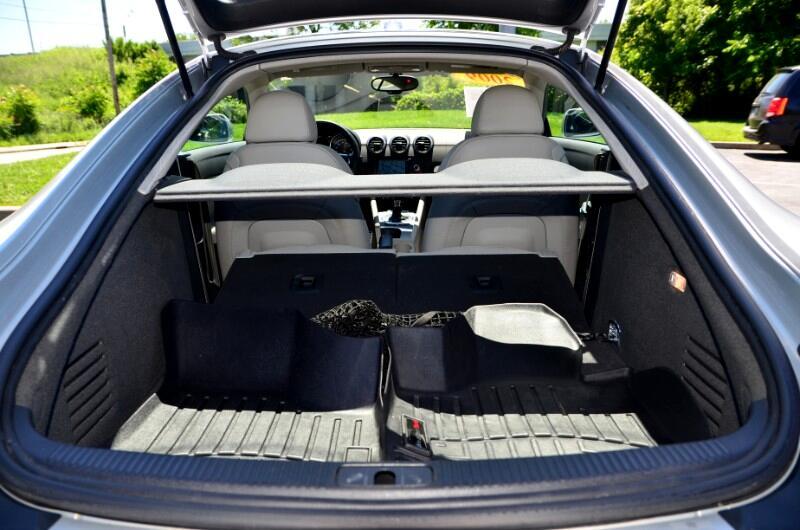 2009 Audi TT 2.0T quattro with S tronic