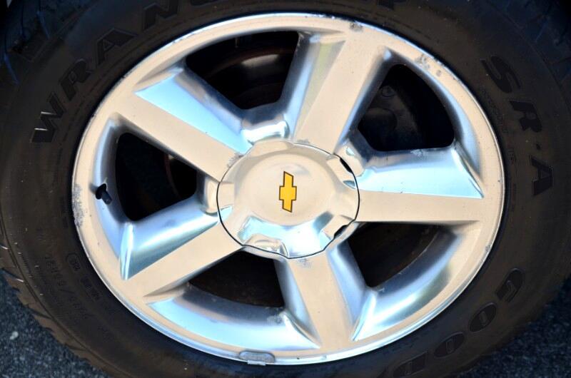 2011 Chevrolet Suburban LTZ 1500 4WD