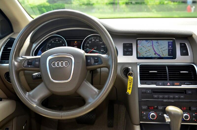 2007 Audi Q7 4.2 quattro Premium