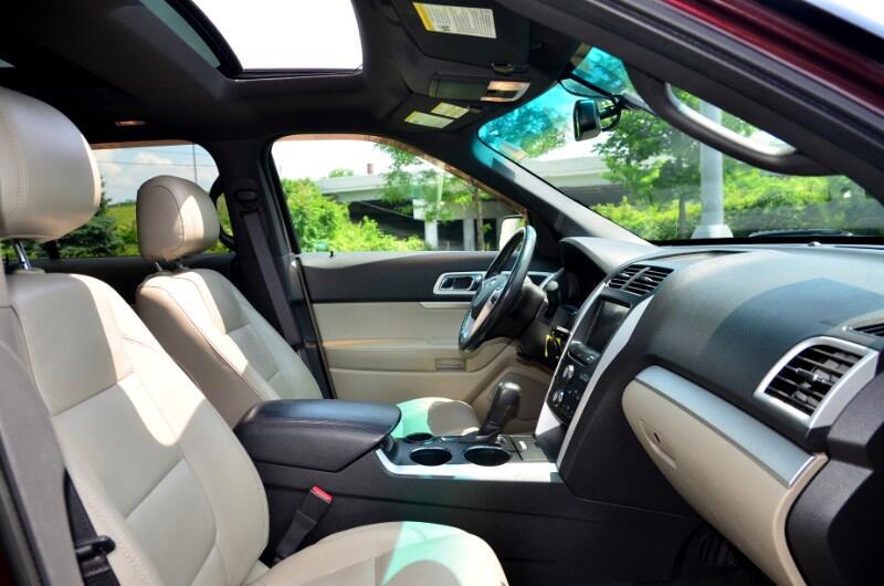 2011 Ford Explorer XLT FWD
