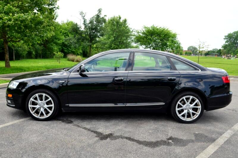 2010 Audi A6 3.0T quattro Tiptronic