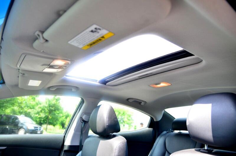 2011 Hyundai Elantra GLS A/T