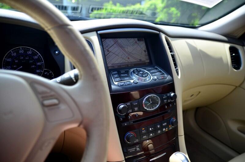 2013 Infiniti EX EX37 Journey AWD
