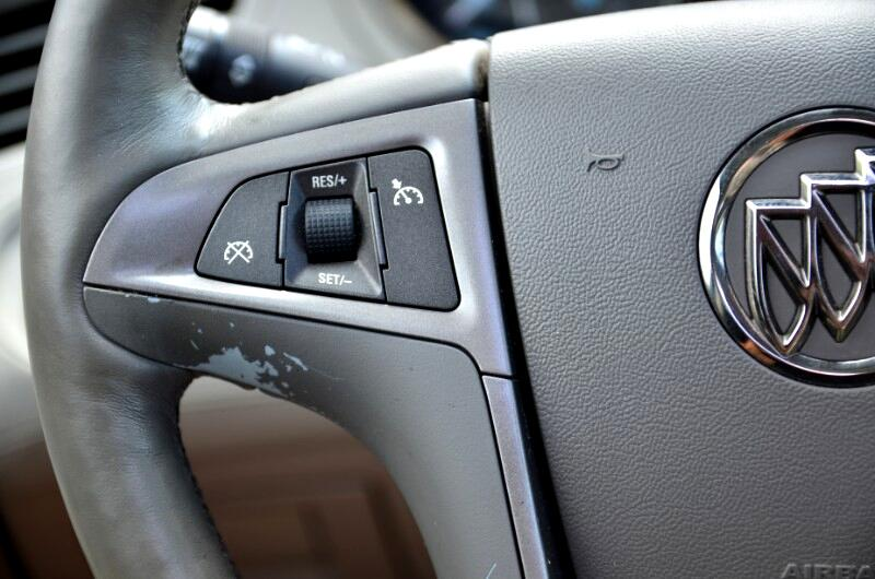 2010 Buick LaCrosse CXS