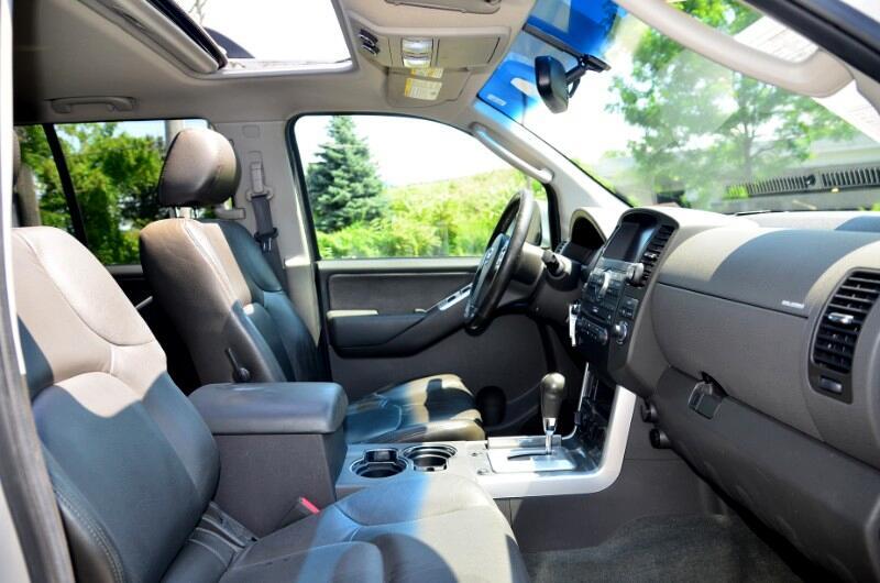2008 Nissan Pathfinder SE 4WD