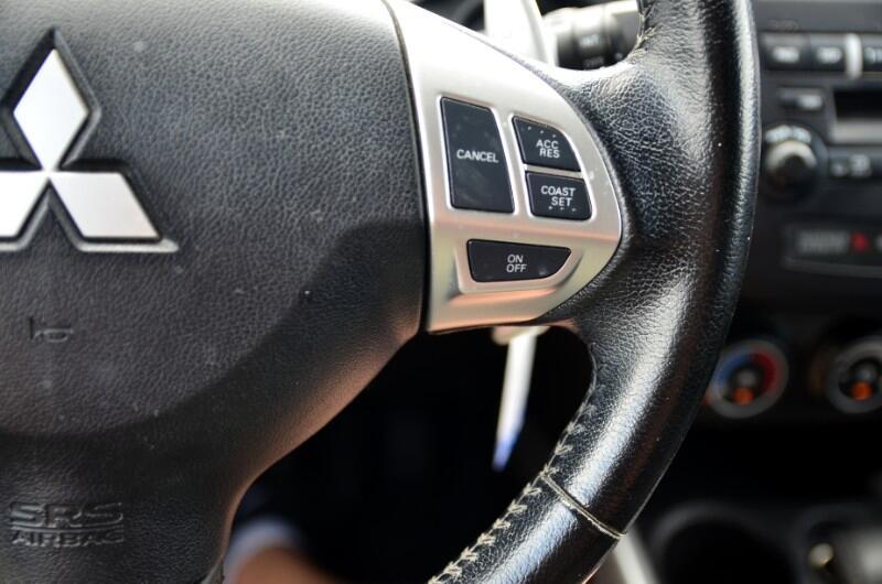2013 Mitsubishi Outlander Sport ES 2WD
