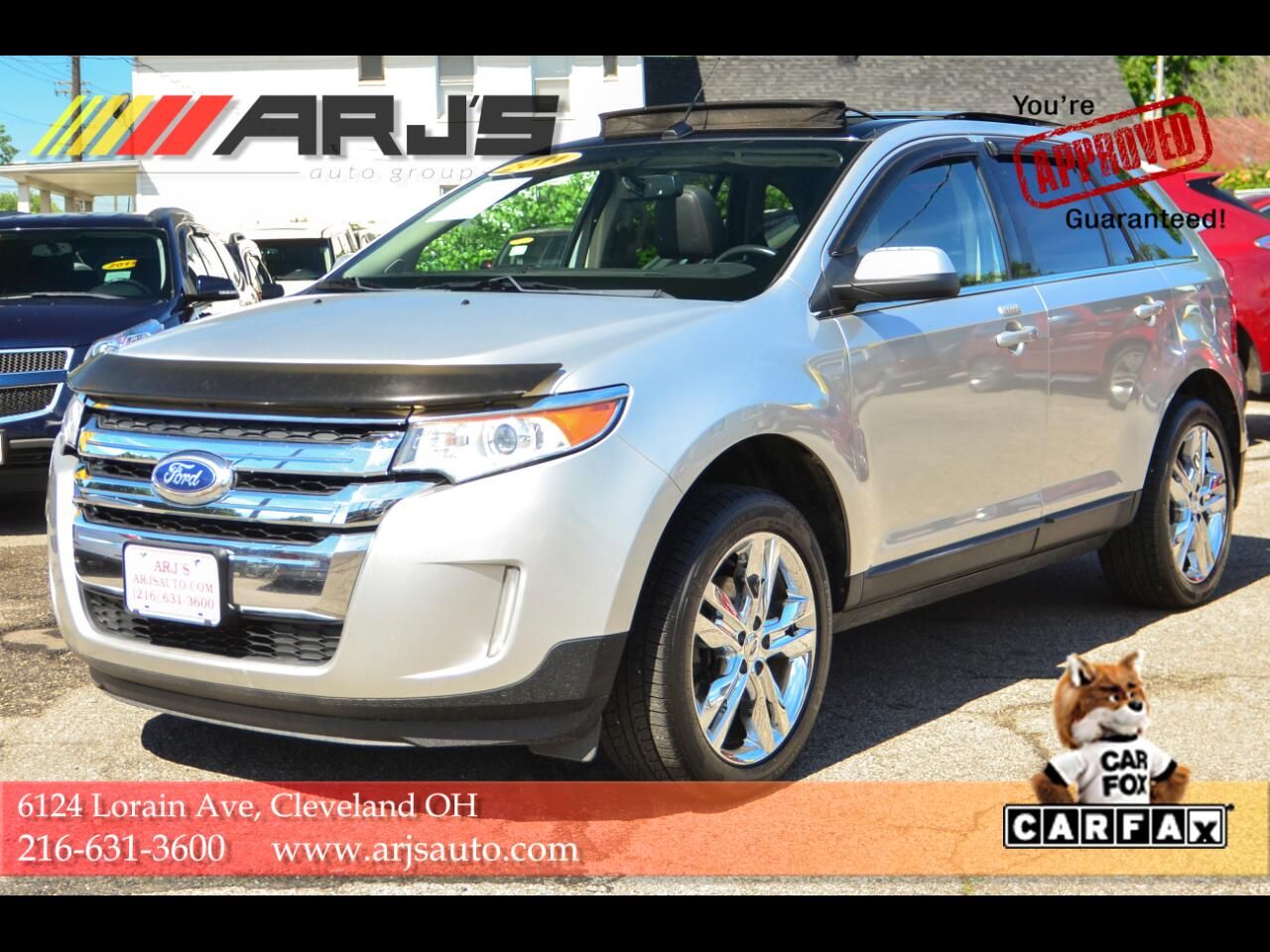 Ford Edge 4dr Limited FWD 2011