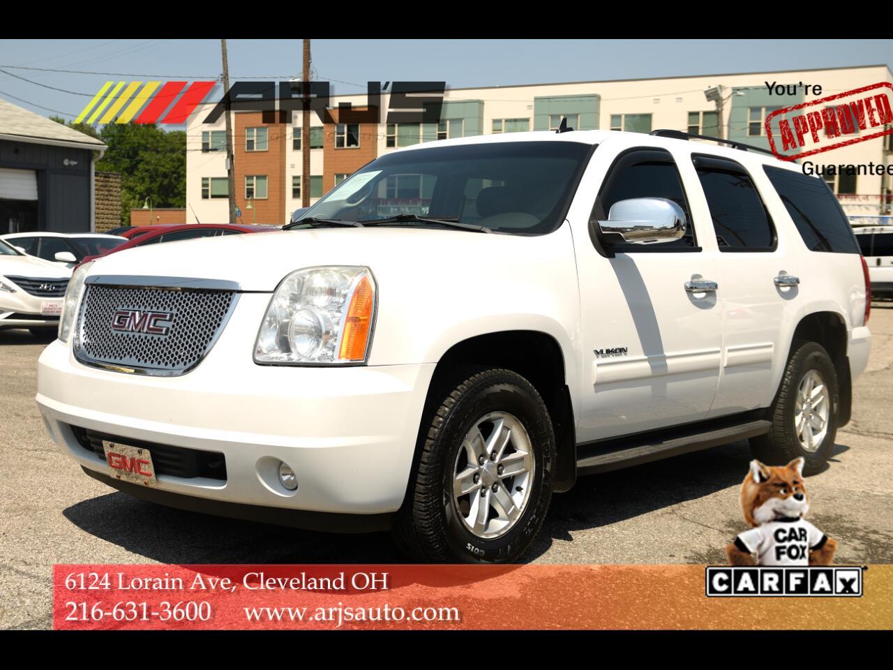 GMC Yukon 4WD 4dr 1500 SLE 2011